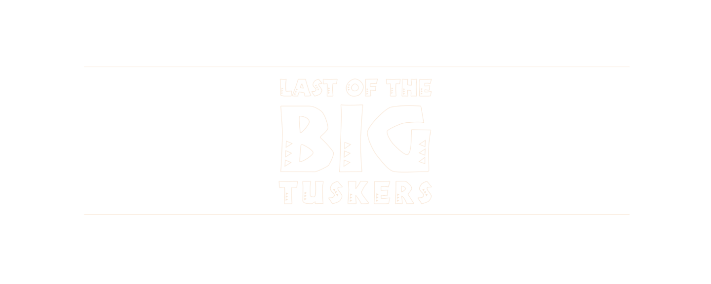 Last of the Big Tuskers – Title Mark 1 (Cover) © 2018 Umboko Productions